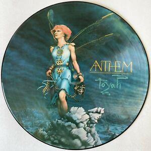 Toyah - Anthem (LP) (Picture Disc) (VG-/NM)