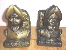 Pair of Vintage Conquistidor Bookends