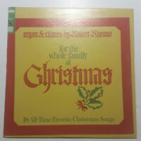Robert Rheims ‎/ For The Whole Family At Christmas (Vinyl LP)