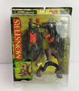 Monsters Frankenstein Playset Action Figure With Doctor McFarlane Series 1