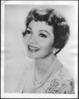 Claudette Colbert Original 1970s Broadway Theater Promo Photo The Kingfisher