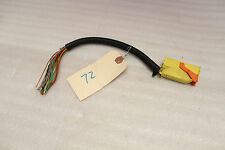 Porsche 996 Carrera 911 986 Air Bag Control Unit Module Connector Wire Harness