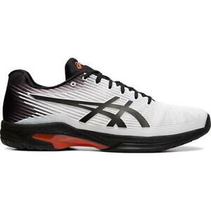 Asics Solution Speed FF Mens Wide All Court Tennis Shoes Trainers Size 8-11