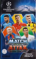MATCH ATTAX 2016/17 UEFA Champions League 100 CLUB TRIO  Card Singles US EDITION