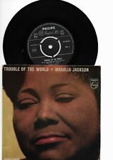 Mahalia Jackson. EP.Trouble Of The World.1960.Dutch Philips 429688 BE. VG+/VG+
