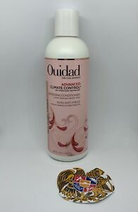 OUIDAD ADVANCED CLIMATE CONTROL DEFRIZZING CONDITIONER ALL CURLY TYPES 8.5OZ