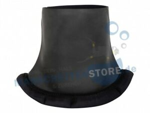 3mm Waterproof Neopren Halsmanschette XS/S