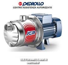 ELETTROPOMPA POMPA AUTOADESCANTE JCRM 2A HP 1,5 VOLT 220 PEDROLLO