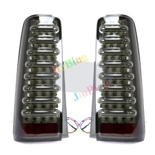2pc Smoke Black  LED Turn Signal Brake Lamp Tail Lights For Suzuki JIMNY JB43  s