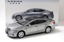 1:18 China Original Hyundai Azera 2011 Limousine grey NEW bei PREMIUM-MODELCARS