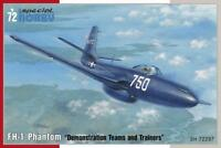 1:72 FH-1 Phantom Demonstration Teams Trainers Special Hobby 72297 Modellbau Jet