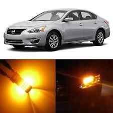 Alla Lighting Rear Turn Signal Light 3156AK Amber LED Bulbs for Nissan Frontier