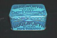 Edgeworth  Extra High Grade Sliced Pipe Tobacco Tin Box 7 Ounce Richmond VA -EUC