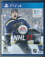 NHL 17 (Sony PlayStation 4, 2016) (No Manual) 🎉🎉🎉