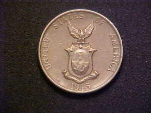 1945-S Philippines 5 Centavos - Very Nice High Grade Collector Coin!-d4163xxx