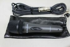 M-Audio SoundCheck Dynamic Microphone by M-Audio With XLR Cable