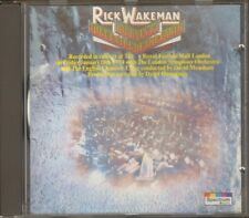 RICK WAKEMAN Journey to the Centre of the Earth CD 1974-1993