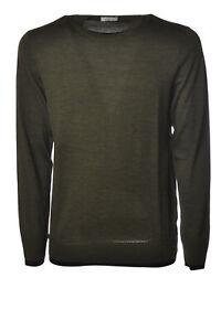 Paolo Pecora - Knitwear-Sweaters - Man - Green - 6497819I191040