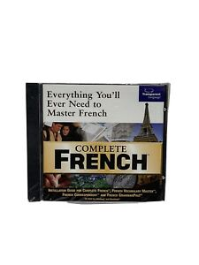 Complete French CD learn French (Brand New Seal)