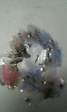 Charm Bracelet Links 9MM Uberry & Italian Stainless Most Letters Lot Of 100Plus