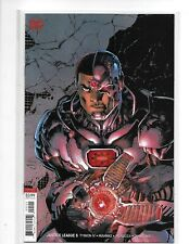 Justice League (DC) #5B 2018 Lee Variant NM+