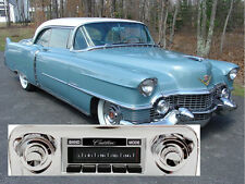 CD Player & NEW* 300 watt AM FM Stereo Radio '54-55 Cadillac iPod USB Aux inputs