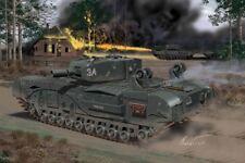 Dragon 7521 1/72 Plastic WWII British Churchill Mk.IV AVRE Tank