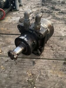 Used Scag 482639 Wheel Motor Fits Most Turf Tiger, Tiger Cub and Wildcat Mowers