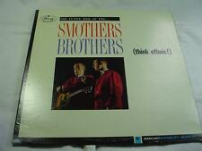 The Funny Side Of The Smothers Brothers - Think Ethnic! - Mercury MG-20777 Mono