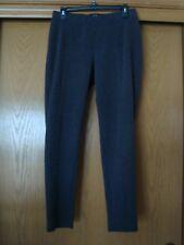 Women's APT. 9  Modern Fit  Ponte  KNIT PANTS  Size Medium  HEATHER GREY Gray