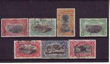 Belgische Kolonie Belgisch Kongo 1895/1896/1900