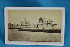 1870/80s CDV France Carte De Visite Photo Dieppe Le Casino