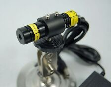 660nm 50mW Industrial Focusable Laser Line Module/Locator Laser/PSU and Bracket