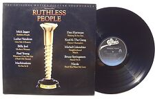 RUTHLESS PEOPLE Soundtrack LP EPIC RECORDS SE40398 US 1986 Promo NM