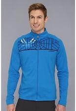 Spyder Men's Sideline Web Cotton/Poly T-Neck Thermal Shirt Size S, NWT