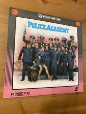 Police Academy  - Laserdisc  - Good Condition