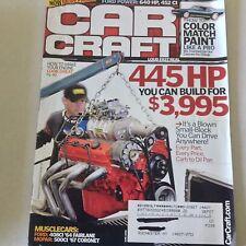 Car Craft Magazine Blown Small Block June 2006 060817nonrh