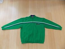 Unique Marithe Francois Girbaud Green Athletic Warm Up Jacket - Size 3XL