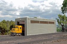 Bachmann 35115 HO Single-Stall Engine House Shed`