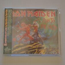 IRON MAIDEN - RUN TO THE HILLS CD2 -  2002 JAPAN 4-TRACKS CD SINGLE