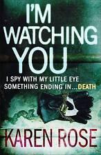 I'm Watching You, Rose, Karen, Good Book