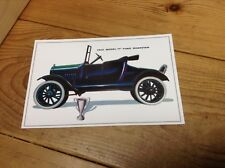 1925 Ford Model T Photo Card, 1/25 Scale AMT
