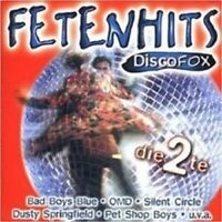 FETENHITS-DISCOFOX DIE 2TE 2 CD NEU