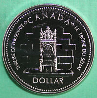 1980 Polar Bear Canada Transfer Arctic Islands Double Dollar 7 Coin Prestige Set