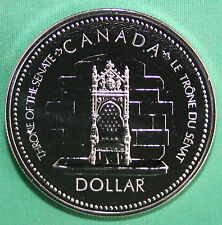 1977 $1 Silver Jubilee Elizabeth II Silver Dollar Canadian Coin CANADA COIN ONLY