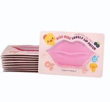 [TONYMOLY] Kiss Kiss Lovely Lip Patch (Total 10pcs SET)