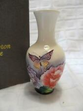 Old Tupton Ware - VASE (TW3022), Floral Design (Boxed)