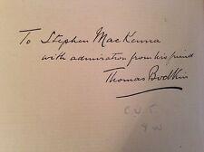 Thomas Bodkin - May it Please - Signed Ltd Ed 1917 - Stephen Mackenna - Rimbaud