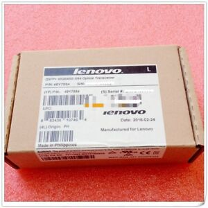 Lenovo 49Y7884 QSFP+ 40GBASE-SR4 850nm  New in Box