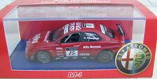 ALFA ROMEO 156 GTA WTCC 2007 THOMSON LIMITED EDITION 1 OF 1998 M4